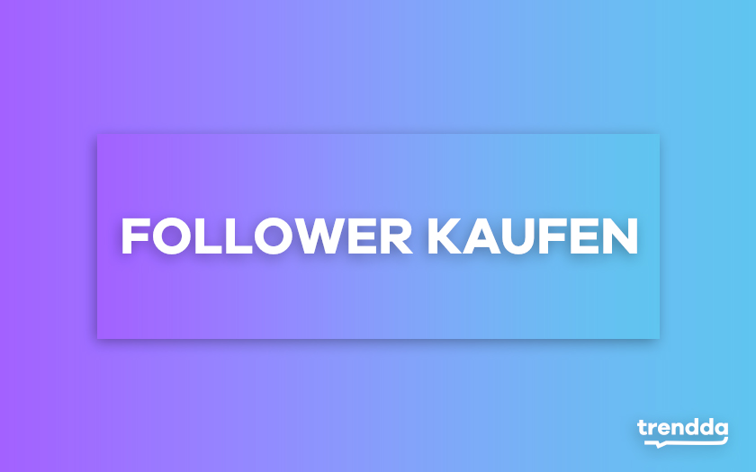 Follower kaufen?